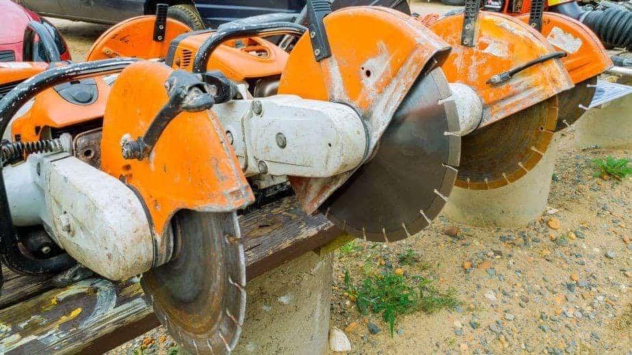 מסורי יהלום לניסור בטון