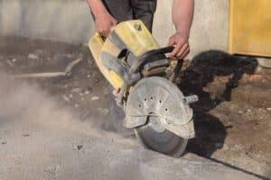 חותך בטון