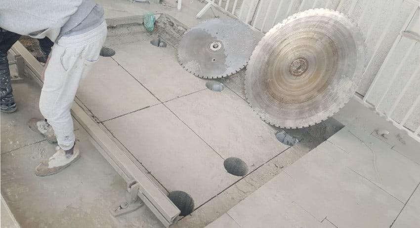 קידוח וניסור בטון